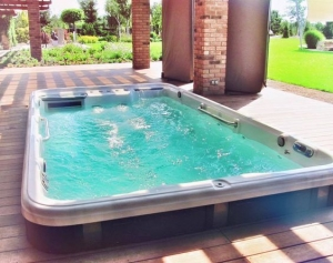 Hot Tub Installation West Bloomfield - Portable Spas Plus Saunas Inc - 93fb9bbd169e3173a89ca367e5c36a50