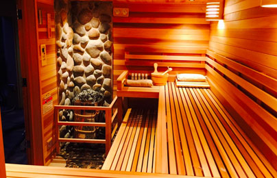 Troy MI Outdoor Sauna - Portable Spas Plus Saunas Inc. - sub-content
